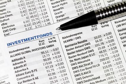 Geldanlage in Investmentfonds